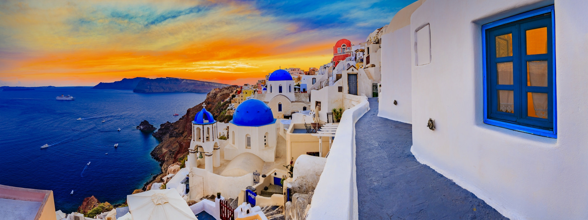 Explore The Greek Islands Athens Mykonos Santorini